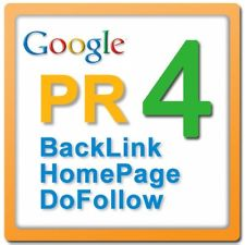 Add a PR4 DO FOLLOW Blogroll Link
