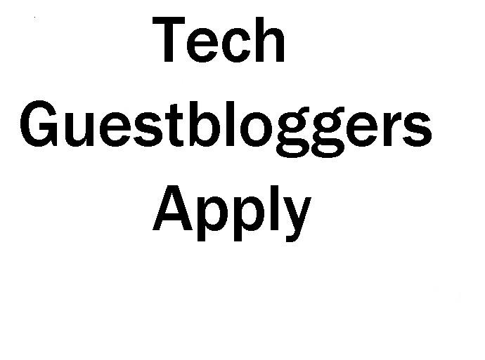 Add a guest blog to my high traffic technology website