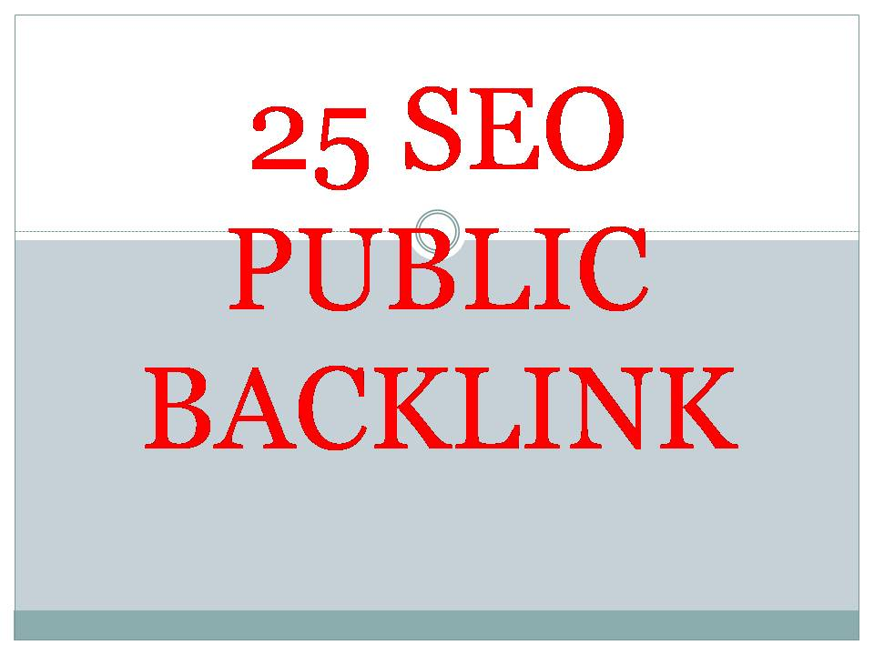 improve the seo and alexa rank of your website with strong backlink