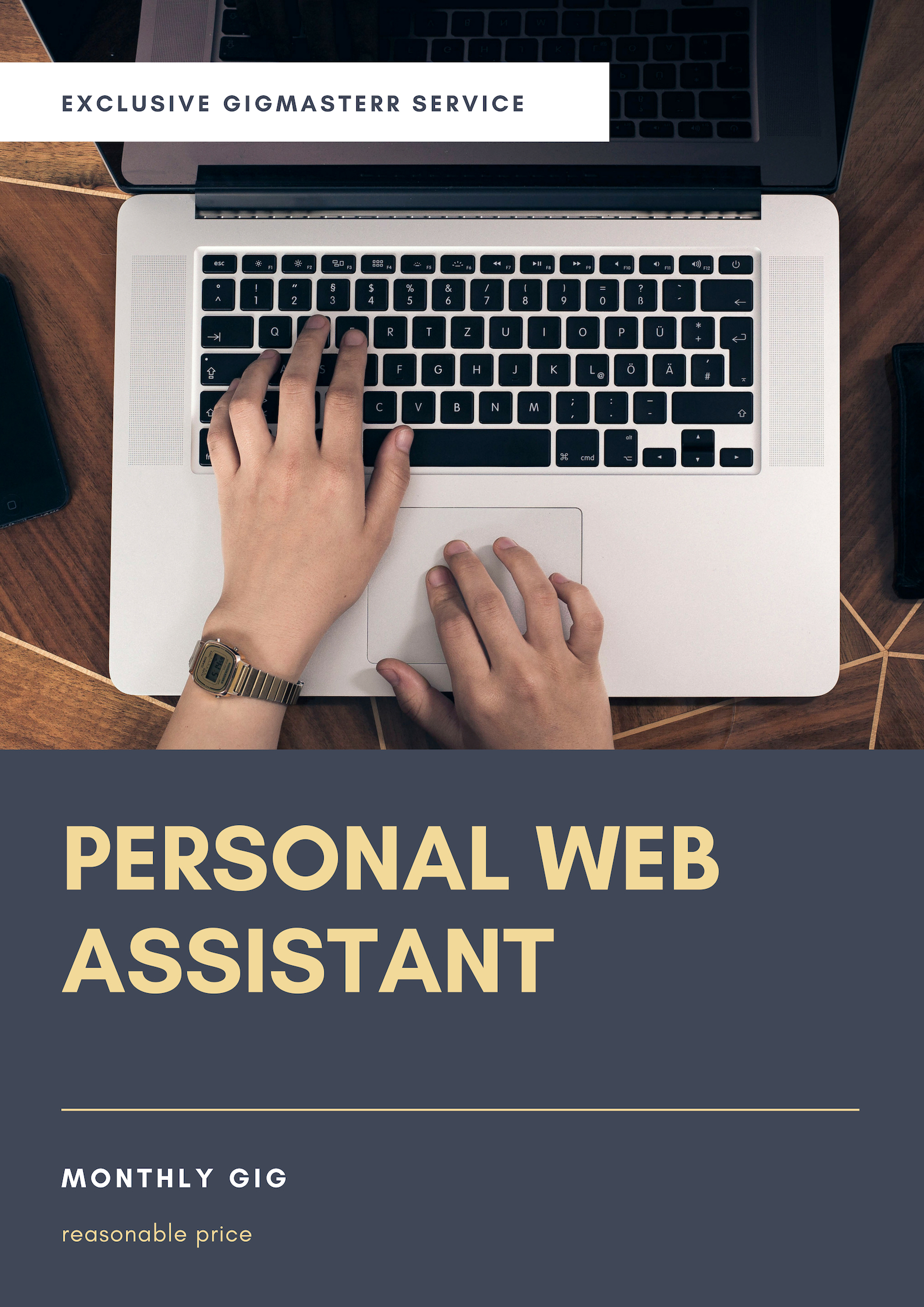 Your Personal Web Researcher, IT assistant, virtual assistant