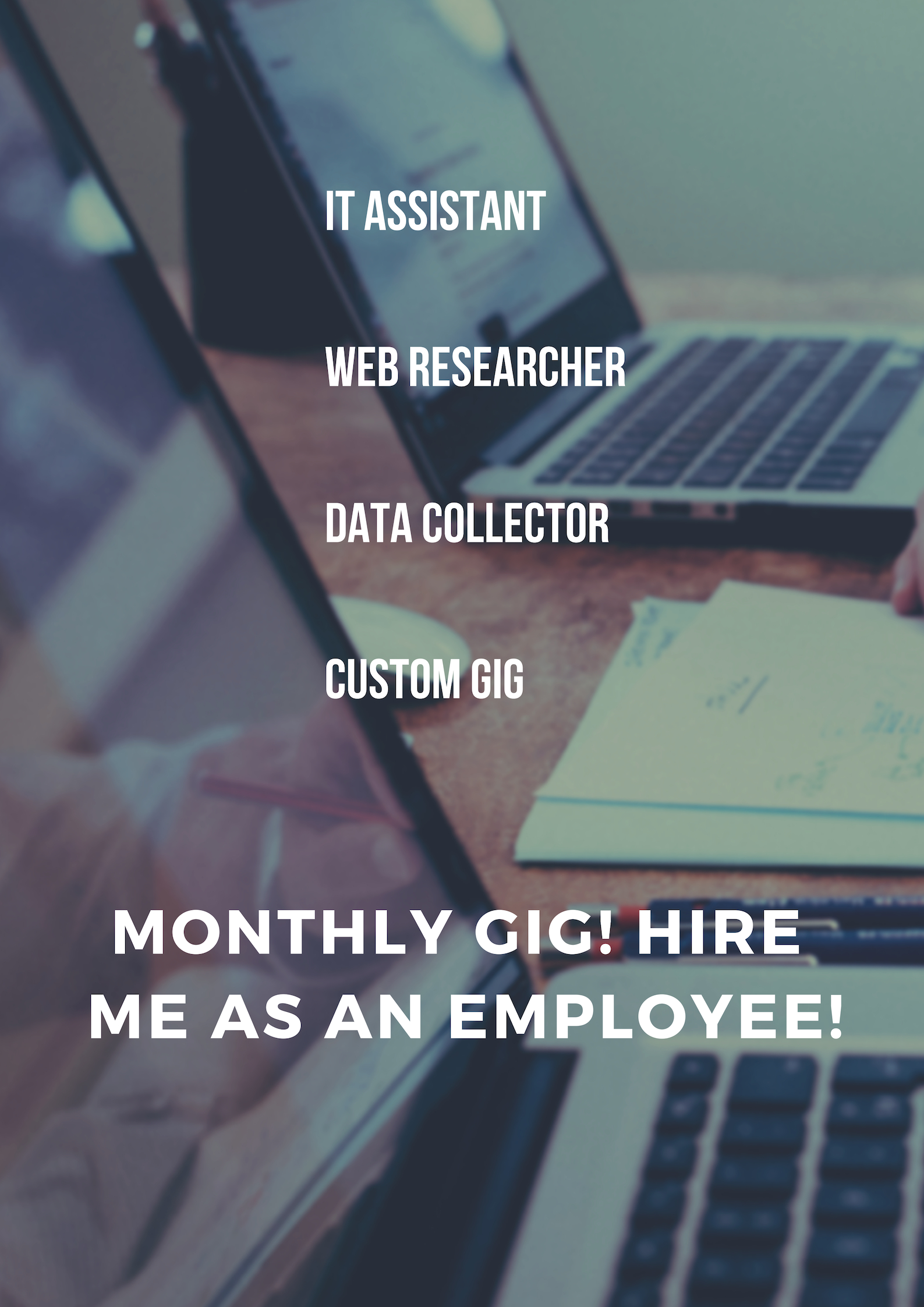 Your Personal Web Researcher, IT assistant, virtual assistant