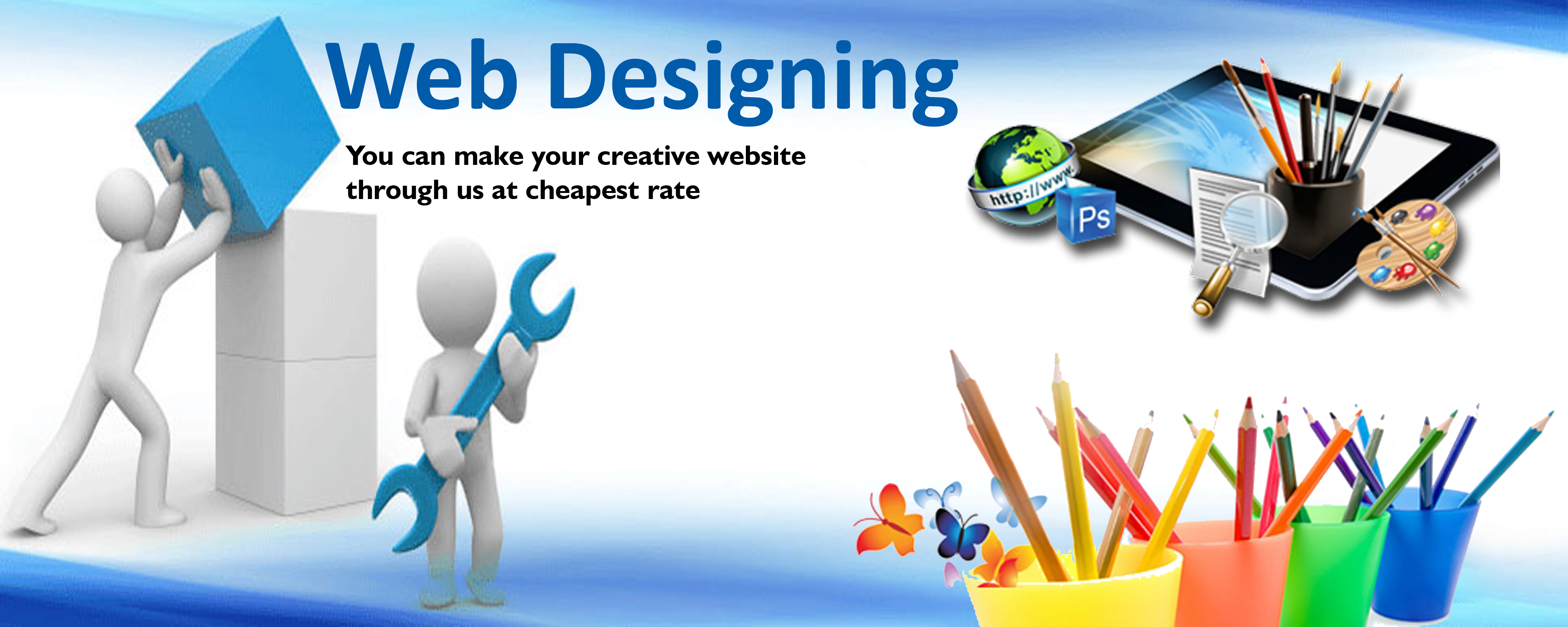 Do your photoshop work banner editing designing - Home design websites free ...