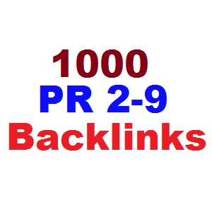 1000 Top quality penguin 2.1 safe PR2 to PR9 links to rank high in google web2.0,edu,wiki,dofollow