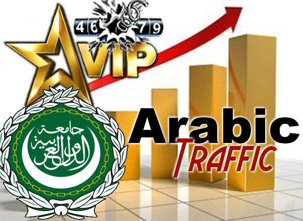Targeted Traffic Boost from Arabic Countries (5000)
