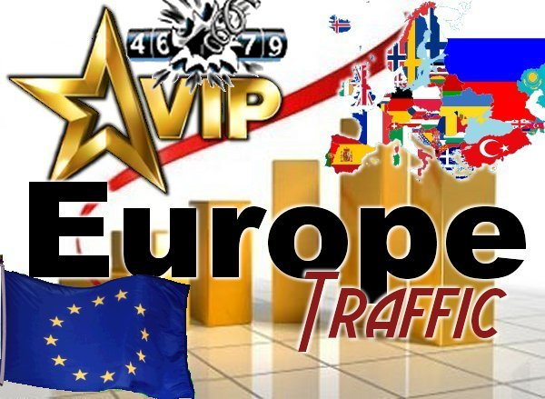 Targeted Traffic Boost from Europe (5000)