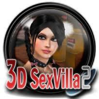 3d sexy villa