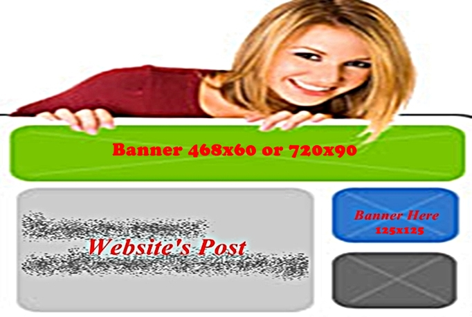 Website Banner Advertisment Version 4.1 + Design Banner