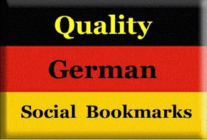 provide 36 German quality backlinks, from german hig...