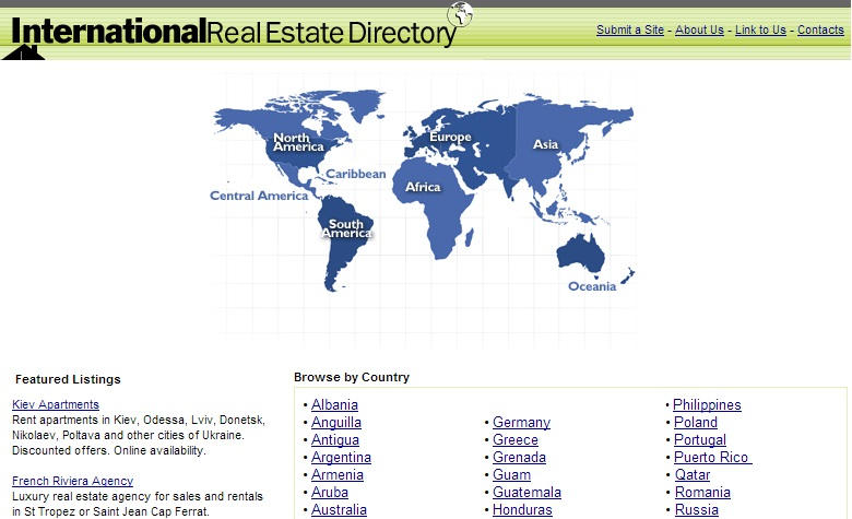 I will list your Real Estate site to our Pr 5 RE Diretory
