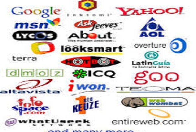 I will submit you blog or website to 400 search engines With Full report
