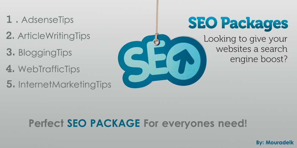 Get The Perfect SEO Package for your business