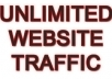 show how to get Unlimited Us Targeted TRAFFIC Free for Lifetime