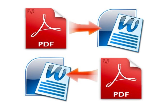 I will convert Yours 15 file PDF to Word or word to pdf ...