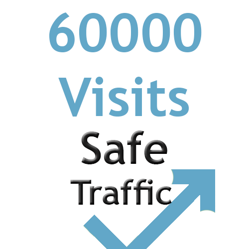 Get unlimited visits traffic for 30 days. 1000 visits daily