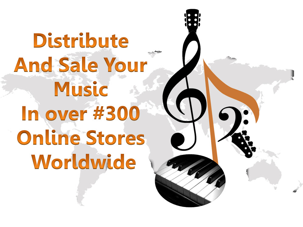 I WILL GET YOUR MUSIC IN OVER 305 STORES