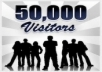 5000 daily visit to your website for 10 days