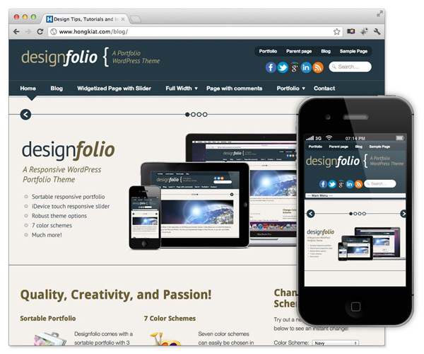 create Amazing website. include awesome design,  domain name,  hosting