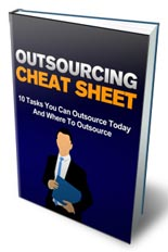 SEOClerks Outsourcing Cheat Sheet