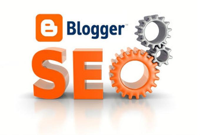 I will setup your Blogger Blog SEO Setting