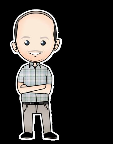 do cute caricature of you