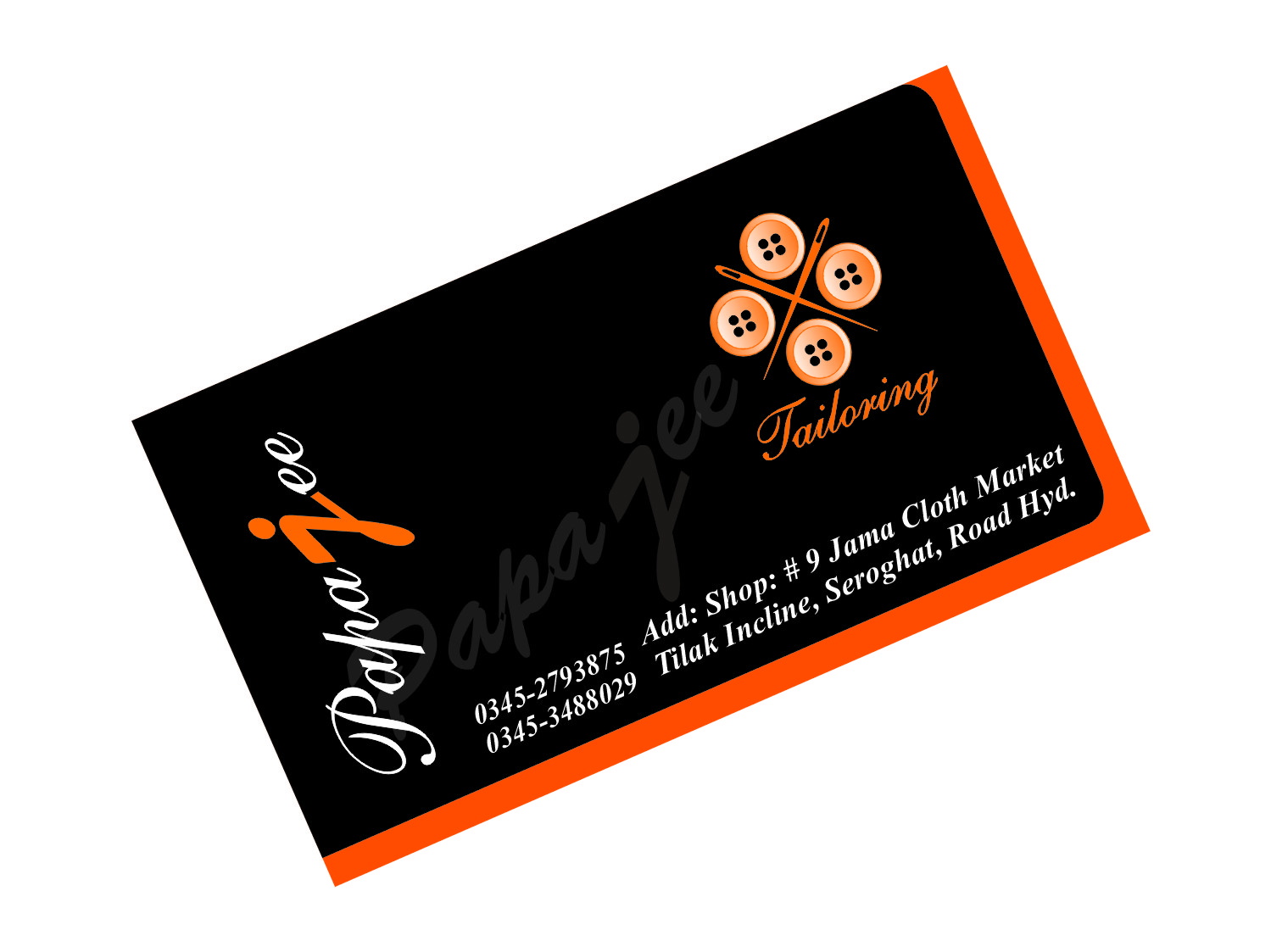 I will design a stunning and beautiful business card for $12 - SEOClerks