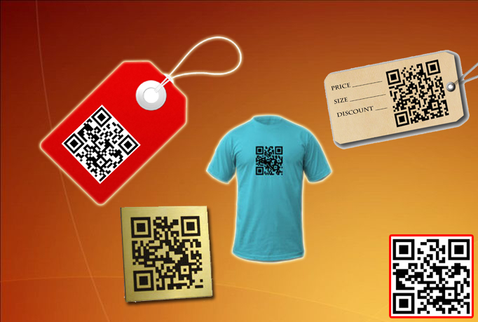Create 100 professional QR CODES