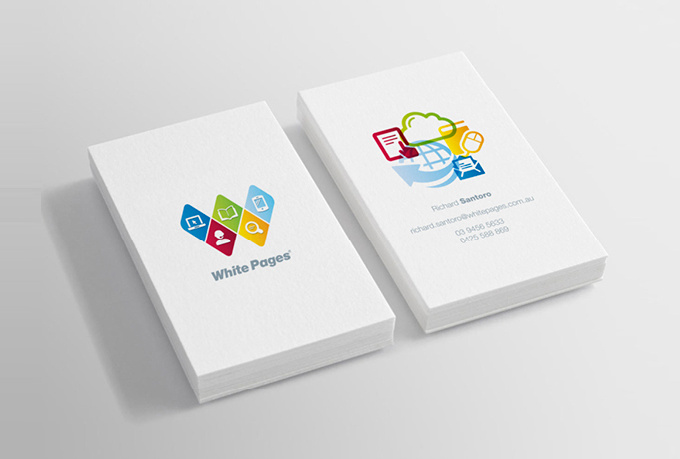 i will design minimalist clean modern business card for 5 seoclerks