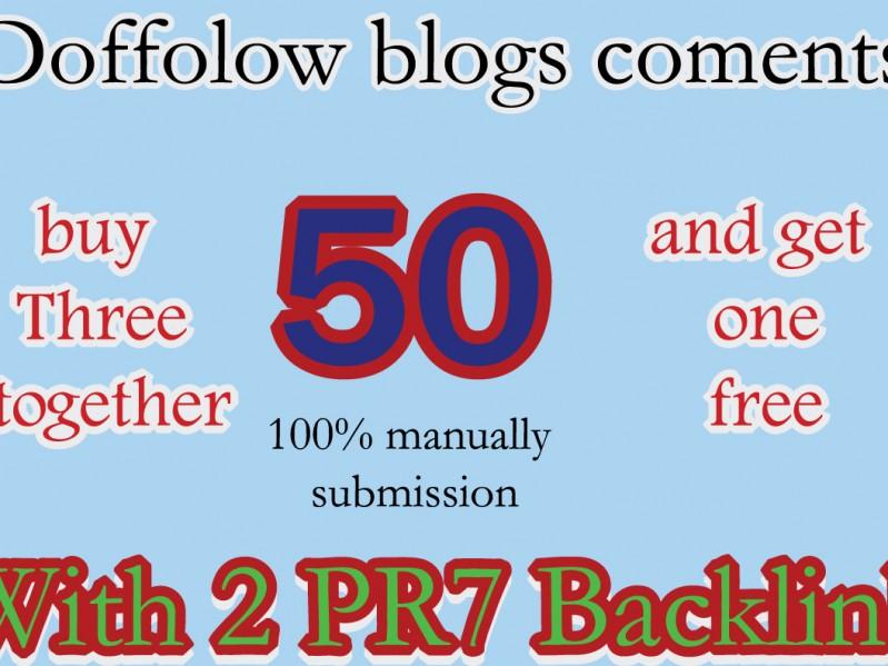 50 Blog Comment 2PR7 4PR6 10PR5 10Pr4 12Pr3 12Pr2 DoFollow Backlinks