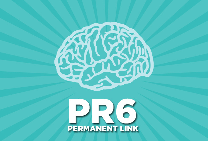 Write a review of your site and add a PR6 Permanent Link