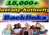I Will Send Genuine 500 BACKLINKS to MULTIPLE WEBSITES, Youtube Videos or PAGES
