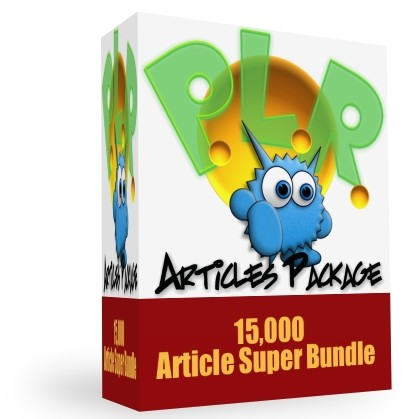 I Will Send You 15,000 Plr Super Bundle Articles Package