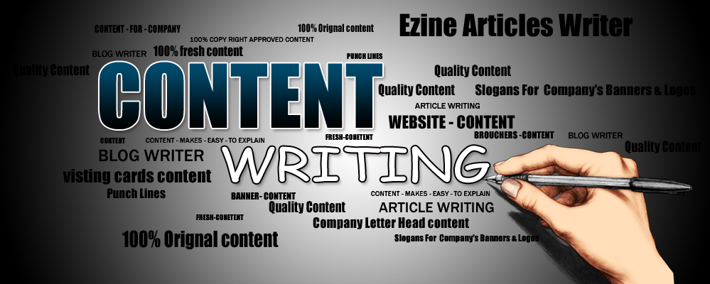 I will provide 5 high quality Web content of up to 600 words at a quick around time for