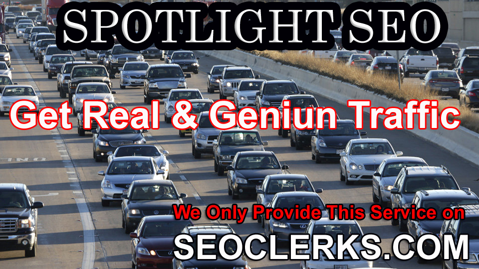 drive UNLIMITED genuine real traffic to your 3 websites for one month