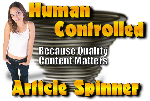 Get 100+ articles from one keyword using our top quality advanced article spinning method