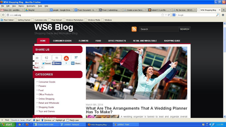 I will post your blog post on my DA17/PR1 Shopping blog