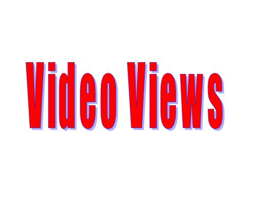 give you 10,000++ High Quality Social Media Video Views in Video Link