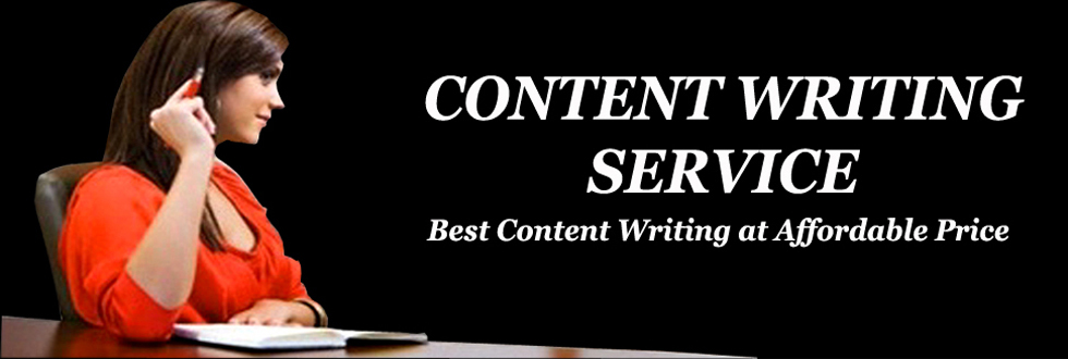 Content writer service