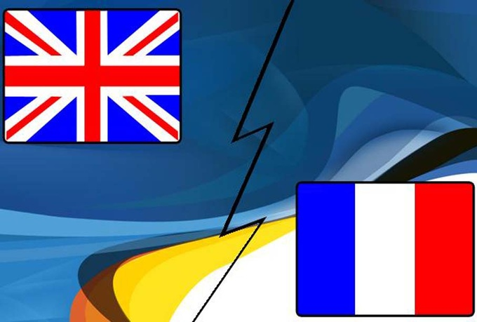Translation from French to English and English to French quickly