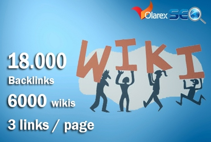 do 18000 contextual backlinks from 6000 WIKI pages in...