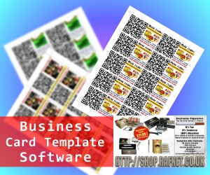 Make you own business cards software