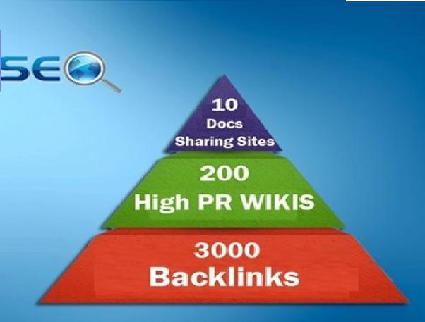 I will do seo linkpyramid 10 docs or pdf sharing site...