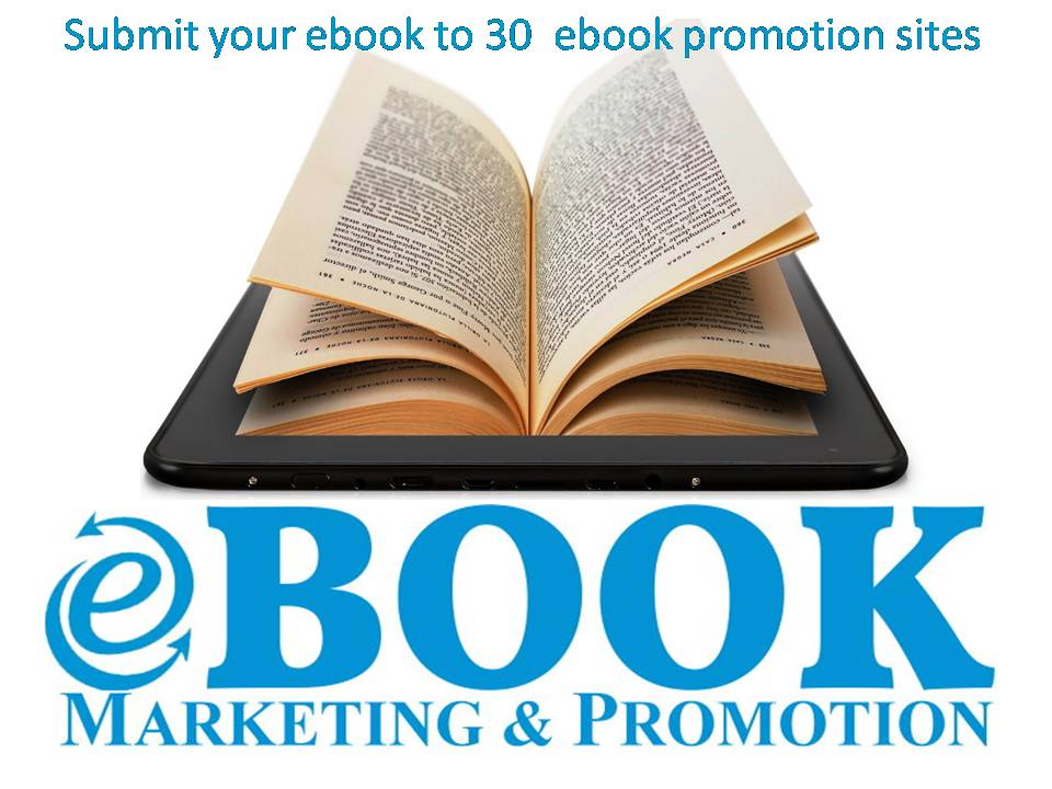 Submit your FREE ebook to 30 kindle promotion sites