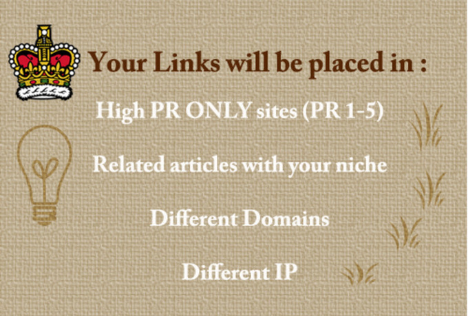 I will submit 25 articles to my private blog network only