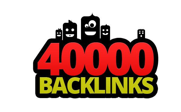 I will make 40,000 SEO blog comment backlinks scrapebox linkjuice,  Order Now
