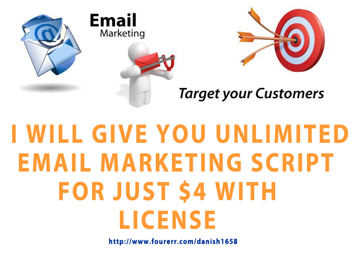 I will Provide You Email Marketing Script