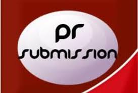 I will in less than 24hrs SubmitPrbuzz,  SBwire and WorldPressRelease. org only