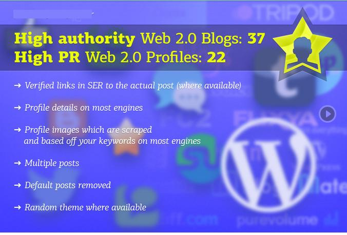 I will do 2014 SEO High Pr backlinks Matrix