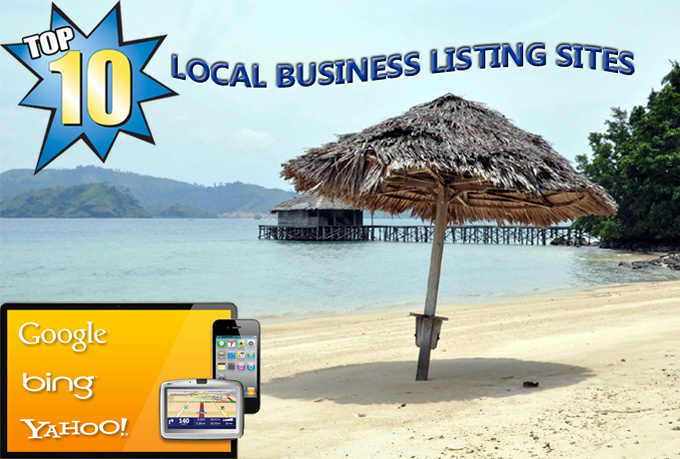 I will do Local Business Listings or Local Citations Service for 10 Local Directories