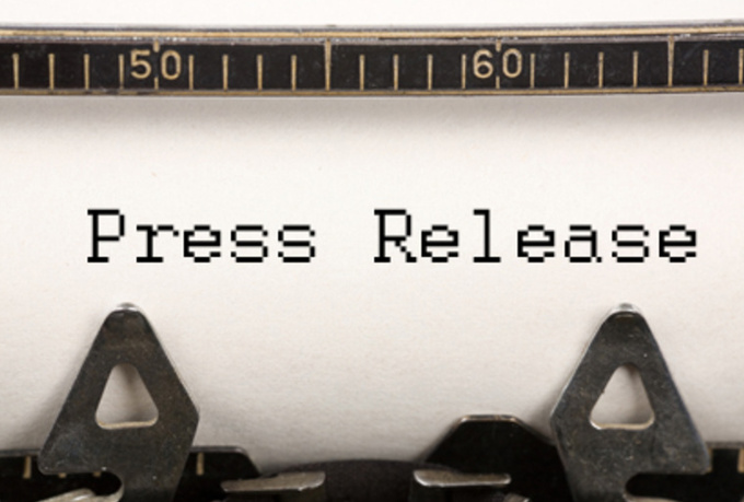 Professional good quality Press Release of 350 words and post it on 10 Press Releases sites