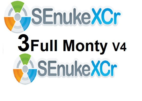 Get 3 Full Monty SenukeXcr SEO Campaigns